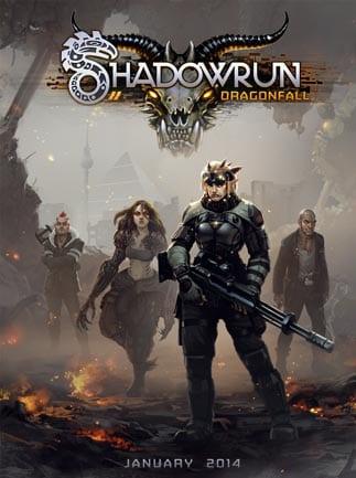 Shadowrun: Dragonfall - Director's Cut Steam Key RU/CIS