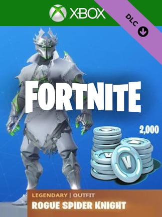 Fortnite: Legendary Rogue Spider Knight Outfit Xbox One - Xbox Live Key - GLOBAL