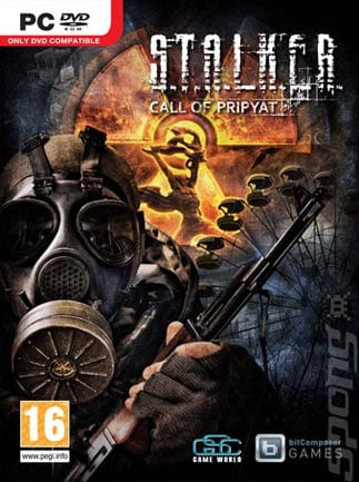 S.T.A.L.K.E.R. Call of Pripyat Steam Key GLOBAL - box