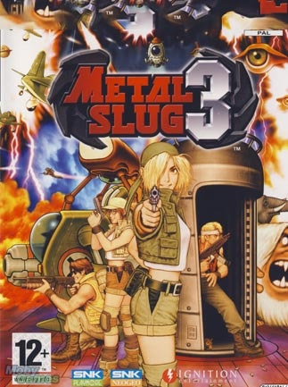 METAL SLUG 3 Steam Key GLOBAL