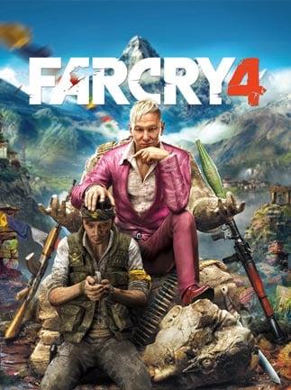 Far Cry 4 (PC) - Buy Uplay Game Key