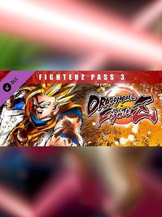 DRAGON BALL FIGHTERZ - FighterZ Pass 3 (DLC) - Steam - Key GLOBAL