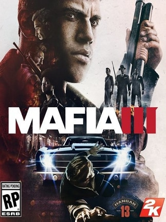 Mafia III Steam Key ROW - box