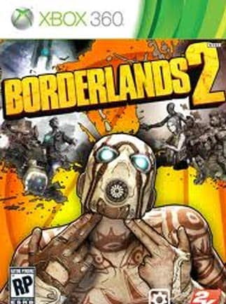 Borderlands 2 Steam Key EUROPE - gameplay - 2