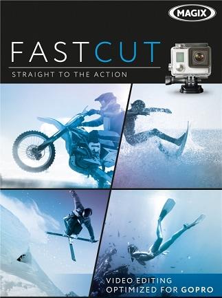 MAGIX Fastcut GLOBAL Key - okładka