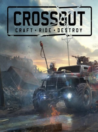 Crossout - Insomnia Pack Steam Gift EUROPE