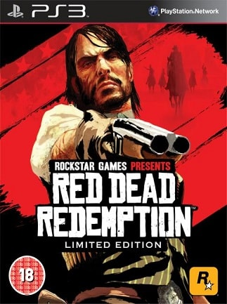 Red Dead Redemption PSN Key PS3 NORTH AMERICA - box