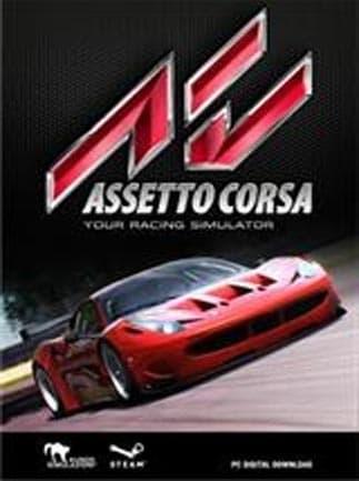 Assetto Corsa Steam Key GLOBAL - box