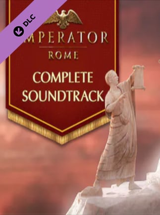 Imperator: Rome - Complete Soundtrack Steam Key RU/CIS