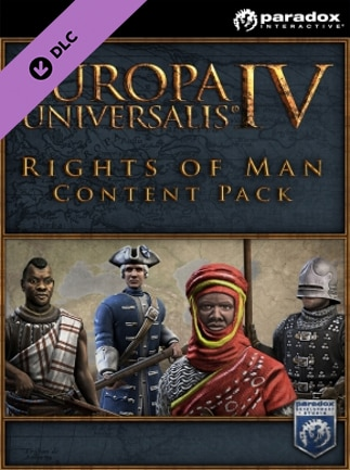 Europa Universalis IV: Rights of Man Content Pack Steam Key GLOBAL