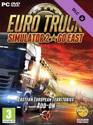 Euro Truck Simulator 2 - Going East Steam Key GLOBAL - G2A COM