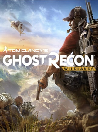 Tom Clancy's Ghost Recon Wildlands Uplay Key ROW - box