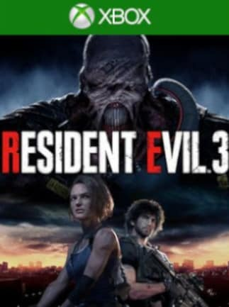 RESIDENT EVIL 3 Standard Edition (Xbox One) - Xbox Live Key - GLOBAL