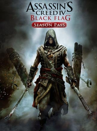 Assassin's Creed IV: Black Flag Season Pass Steam Key GLOBAL - box