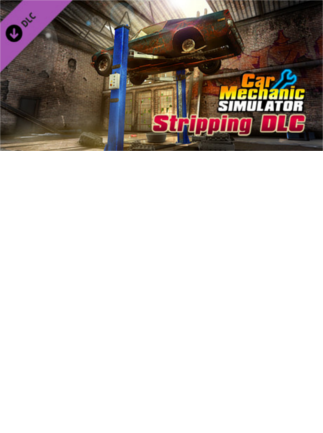 Car Mechanic Simulator 2015 - Car Stripping Steam Key GLOBAL