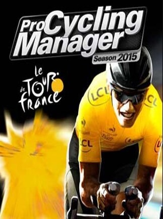 Pro Cycling Manager 2015 Steam Key GLOBAL - box