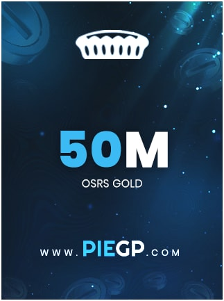 Old School RuneScape Gold from PieGP com 50 000 000 Coins