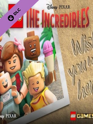 LEGO The Incredibles - Parr Family Vacation Character Pack Xbox One - Xbox Live Key - GLOBAL