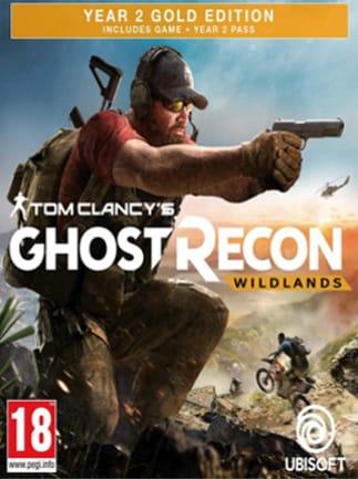 Tom Clancys Ghost Recon Wildlands Year 2 Gold Edition