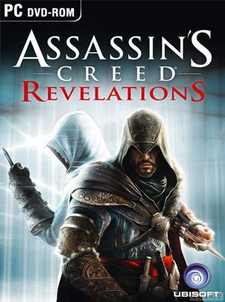 Assassin's Creed: Revelations Steam Key GLOBAL - box