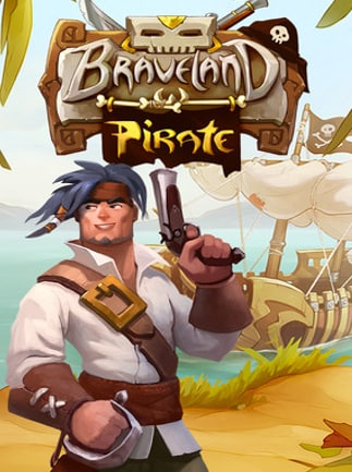 Braveland Pirate Steam Key GLOBAL