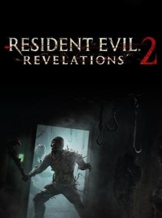 Resident Evil Revelations 2 Complete Season Steam Key NORTH AMERICA