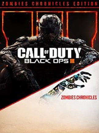 Call of Duty: Black Ops III - Zombies Chronicles Edition Steam Key GLOBAL -  G2A COM