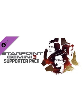 Starpoint Gemini 3 - Supporter Pack - Steam Key - (GLOBAL)
