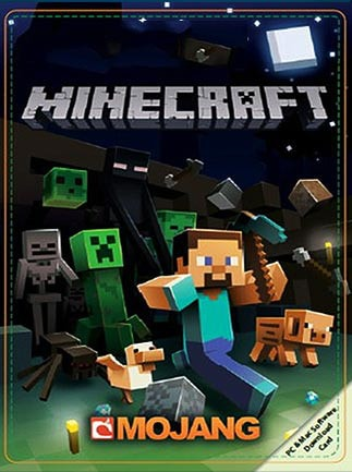 Minecraft Java Edition Key GLOBAL - box