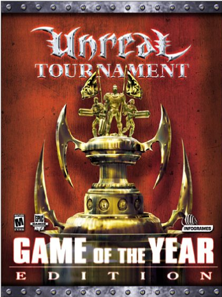 Unreal Tournament: Game of the Year Edition Steam Key GLOBAL