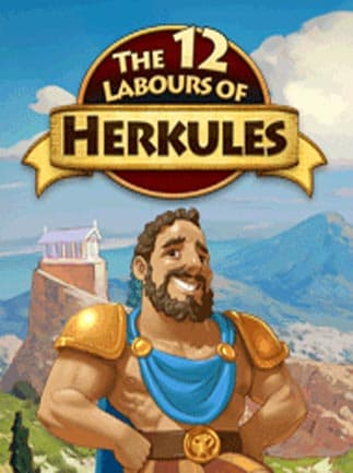 12 Labours of Hercules Steam Key GLOBAL - box