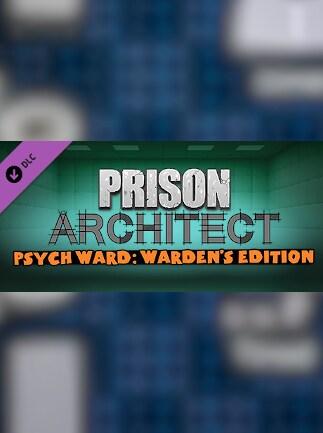 Prison Architect - Psych Ward: Warden's Edition (DLC) - Steam Gift - EUROPE