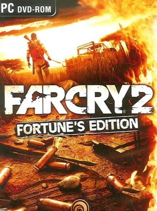 Image result for Far_Cry_2 cover pc
