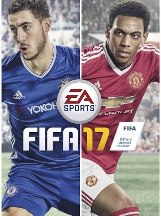 FIFA 17 Origin Key GLOBAL - box