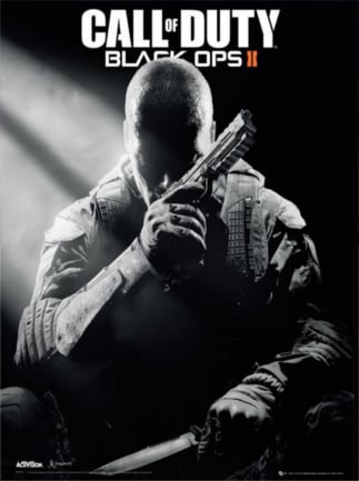 Call of Duty: Black Ops II Steam Key GLOBAL - caja
