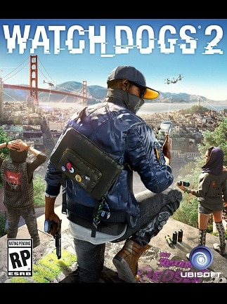 Watch Dogs 2 Uplay Key GLOBAL - box