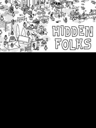 Hidden Folks Steam Gift GLOBAL - G2A COM