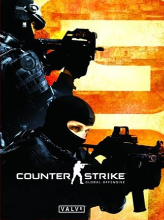 Counter-Strike: Global Offensive FULL GAME Steam Key INDIA - box
