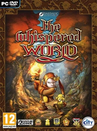 The Whispered World Special Edition Steam Key GLOBAL - gameplay - 2