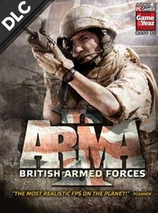 Arma 2: British Armed Forces Steam Key GLOBAL