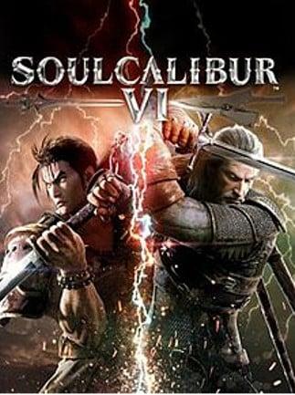 SOULCALIBUR VI Steam Key EUROPE - box
