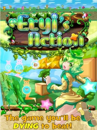 Eryi's Action Steam Key GLOBAL - box