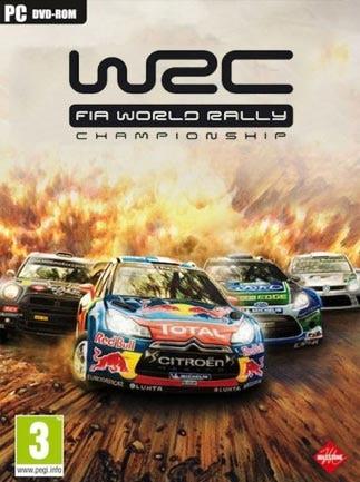 WRC 4 FIA World Rally Championship Steam Key GLOBAL