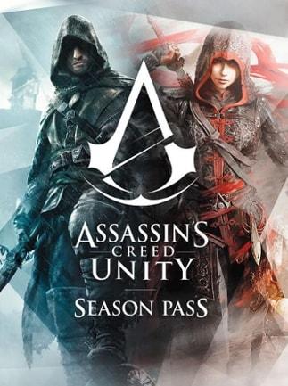 Assassin's Creed Unity Season Pass Uplay Key GLOBAL - box