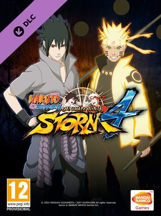 Naruto Shippuden: Ultimate Ninja Storm 4 - The Sound Four Characters Pack Gift Steam GLOBAL
