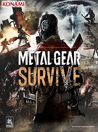 Metal Gear Survive Steam Key EUROPE - box