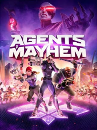 Agents of Mayhem Steam Key GLOBAL