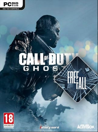 Call of Duty: Ghosts + Free Fall MAP Steam Key GLOBAL - G2A COM