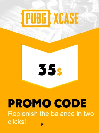 PubgXcase Gift Card 35 USD Code