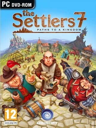 The Settlers 7: Paths to a Kingdom - Gold Edition Uplay Key GLOBAL - gameplay - 1